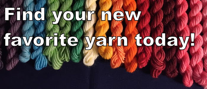 Shop CriticalSheep yarn on Etsy today!